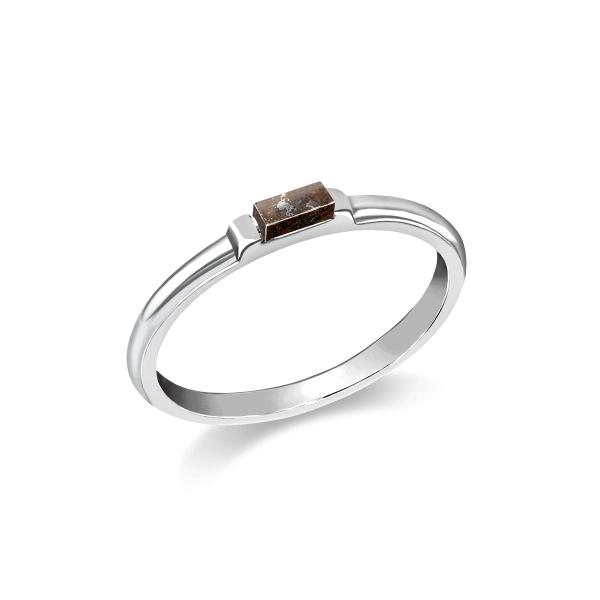 Origo – Meteorite Ring rectangular